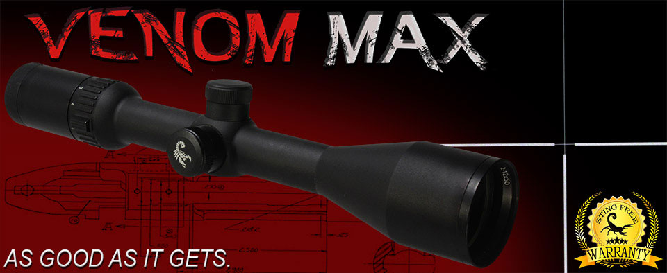 Venom Max Scopes